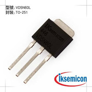 Iksemicon场效应管(MOS管)VD5N65L TO-252